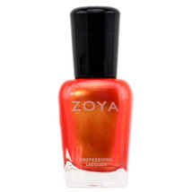 Zoya Natural Nail Polish - Orange & Coral (Color : Annie - Zp448)