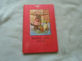 Vintage 1960s  Lady Bird Book Smoke And Fluff  Series 401 - $7.84
