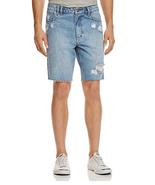 Insight City Riot Denim Shorts Slim Cut Off Shorts, Size 32, MSRP $89 - $49.49