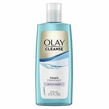 OLAY Oil Minimizing Cleansers & Toners With witch hazel 7.20 oz  by Olay - $7.69