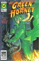 The Green Hornet Comic Book Volume 2 #11 NOW 1992 VERY FINE- NEW UNREAD - $1.99