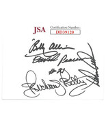 NASCAR Legends Bobby Allison/David Pearson/Richard Petty/Donnie Allison ... - $74.95