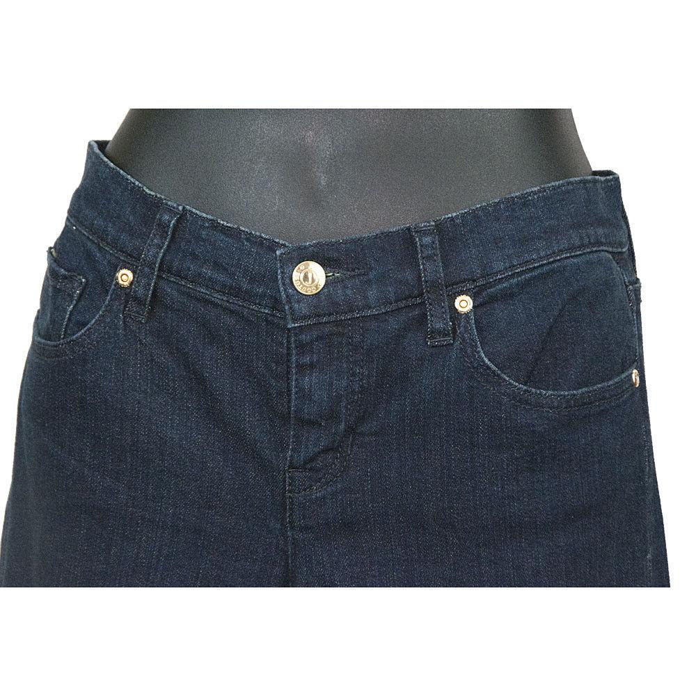 Juicy Couture Black Label Georgiana Stretch Flare Denim Jeans 27 NWT image 5