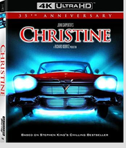 Christine [4K Ultra HD +Blu-ray] - $12.95
