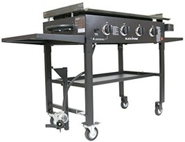 Blackstone 36 in Outdoor Propane Gas Grill Griddle Cooking Station 4 SS ... - £362.14 GBP
