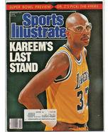 1989 Sports Illustrated Los Angeles Lakers 49ers Cincinnati Bengals Illi... - $2.50