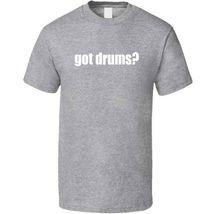 Got Drums Drummer Musician T Shirt image 11