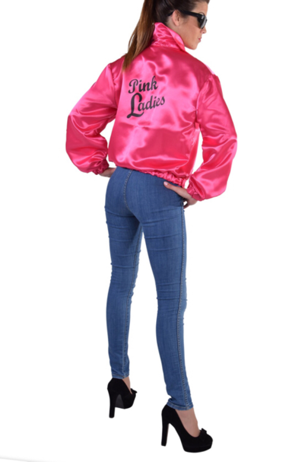 Pink Lady - Grease Jackets
