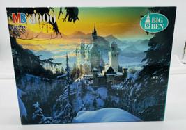 """""""Neuschwanstein Castle, Germany""""  Big Ben ~ 1000 Pc Vintage 1994 Jigsaw Puzzle - $19.77"""