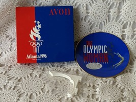 Avon The Olympic Women 1996 Commemorative Collector's Plate Vintage  - $7.75