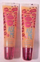 2 lip glosses Bath & Body Works Lip Gloss Liplicious Ask Me Strawberry  - $24.99