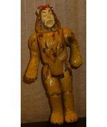 """WIZARD of OZ action figure Toy COWARDLY LION 4"""" - $17.58"""