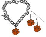 Igers chain bracelet and dangle earring set default title jademoghul 3656867905640 thumb155 crop