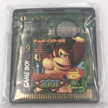 Donkey Kong 2001 Nintendo Game Boy Color Japan Donkey Kong Country regio... - $18.39