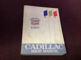 1967 Cadillac Eldorado Deville Fleetwood Service Shop Repair Manuell OEM... - $34.60