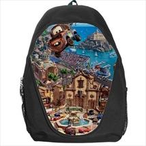 backpack school bag the cars - $39.79