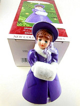 Hallmark Madame Alexander Ornament Margaret Meg Little Woman 2001 NEW - $8.90