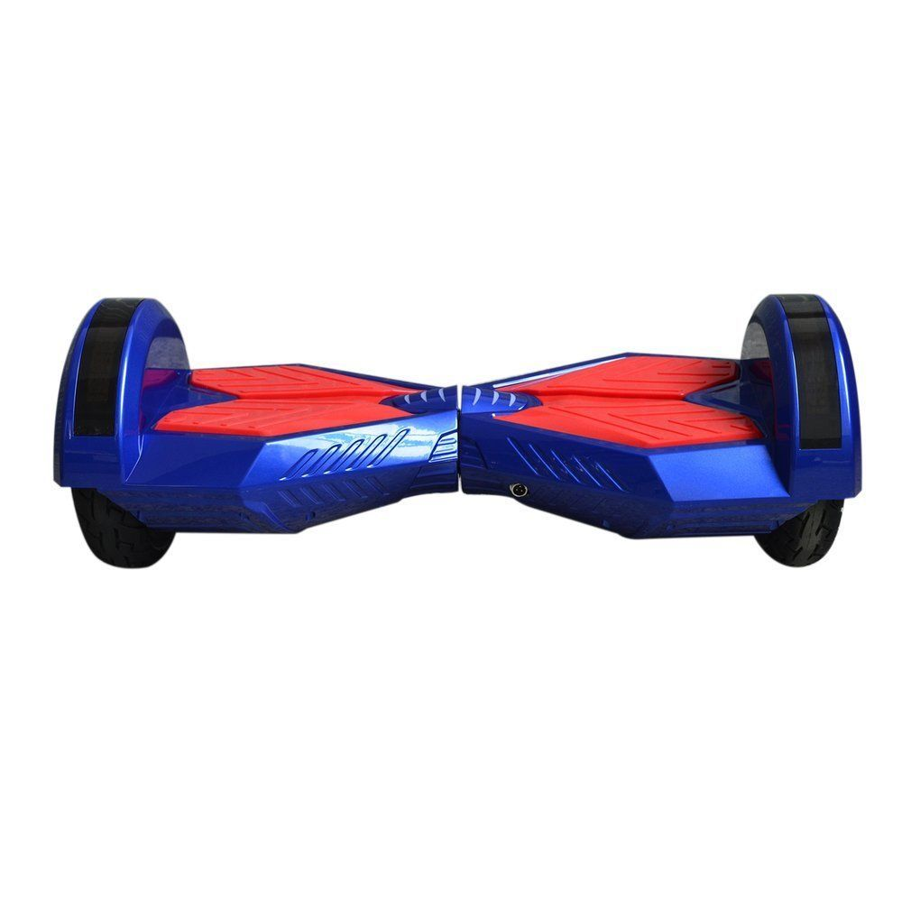 """Blue Lambo 8"""" Hoverboard Two Wheel Balance Scooter UL2272"""