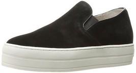 Skechers Women's Uplift-Sequined Fashion Sneaker Black 9.5 M US - $44.55