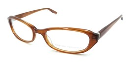 Barton Perreira Jaclyn Eyeglasses Frames 52-18-133 Amber Women Small Faces - $78.40