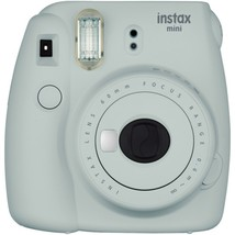 Fujifilm 16550629 instax mini 9 Instant Camera (Smokey White) - $82.22