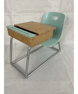 """Our Generation School Classroom Replacement Desk Awesome Academy 18"""" Blue - $19.79"""