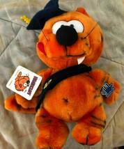 """Vintage 1982 Applause Heathcliff il Laureato Peluche Cat 10"""" Nuovo con E... - $24.73"""