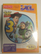 NEW Fisher-Price iXL Learning System Game Disc Toy Story 3 MSRP $19.97 - €7,43 EUR