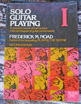 Solo Guitar Playing,Book 1 by F. Noad/2nd editi... - $5.95