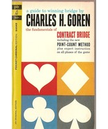 The Fundamentals of Contract Bridge by Goren, Charles H.  - $1.99