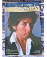 Great Songs of Bob Dylan/Words and Chords/For Guitar/Ukulele if You Know... - $9.95