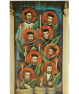 Canada, Jesuit Martyrs of North America, Toronto, unused Postcard  - $6.77
