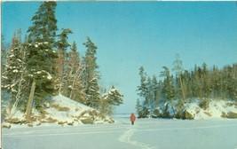 Canada, Snow, unused Postcard  - $3.99