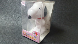PEANUTS SNOOPY Car Air Freshener Mascot Colon JAPAN - $26.18