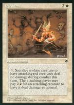 Magic: The Gathering: Fallen Empires - Heroism - $0.25