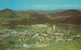The Famous Comstock Lode, Virginia City, Nevada, 1966 used Postcard  - $7.99