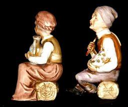 Man and Woman Figurine Japan S-2039AA19-1681 Vintage image 5