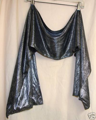 Primary image for Glamour Silver Pewter Head Wrap/Sash