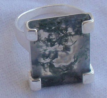 Primary image for Malaya agate ring
