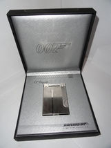 s.t.dupont James Bond 007 jeroboam table lighter - $2,750.00