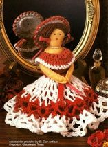 Y796 Crochet PATTERN ONLY Little Amy Doll Pattern - $7.50
