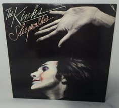 THE KINKS - SLEEPWALKER LP Record arista AL 4106 US 1977 excellent NM Fame - $9.49