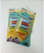 KID CASTERS TRAINING BAIT PACK JIMMY HOUSTON PRACTICE CASTING FISHING AG... - $15.63