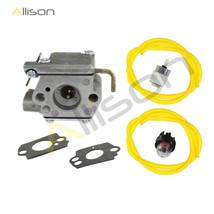 Carburetor Walbro Carburetor WT-682-1 WT-682 Troy-bilt TB65SS Trimmr MTD... - $13.86