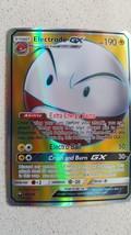 READ WELL TCG Pokemon Orica Proxy Electrode Stage1  Ex Gx Mega Foil Full... - $1.99