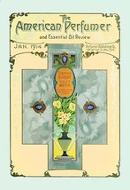 American Perfumer and Essential Oil Review, January 1914 #2 - Art Print - $19.99+
