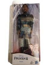 Disney FROZEN MATTIAS Doll Hasbro E8668 NIB AA Lieutenant Sterling K Brown  - $14.01