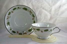 Noritake Vineyard Cup and Saucer Set #6449 - $6.29