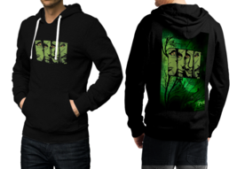 Type O Negative Black Cotton Hoodie For Men - $39.99