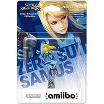 Zero Suit Samus No.40 amiibo (for Nintendo Wii U/3DS)  - $64.00